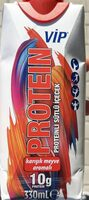 Proteinli icecek - Ürün