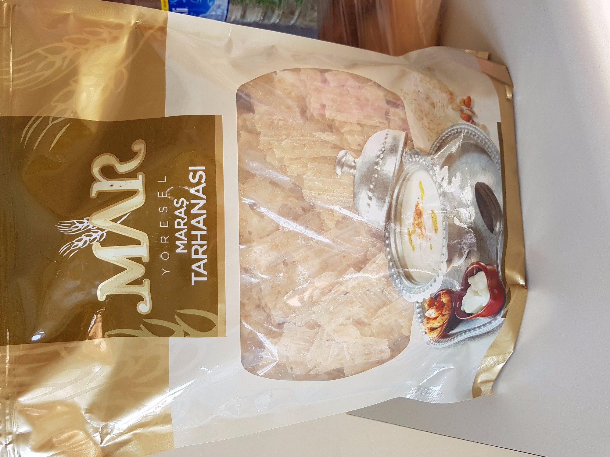 Maras Local Tarhana Soup - Ürün
