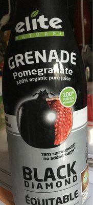 Grenade black diamond - 1