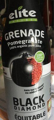 Grenade black diamond - Produit - fr