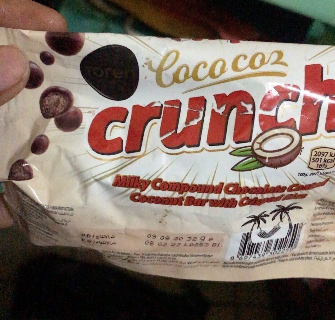 Crunchy - Produit - fr