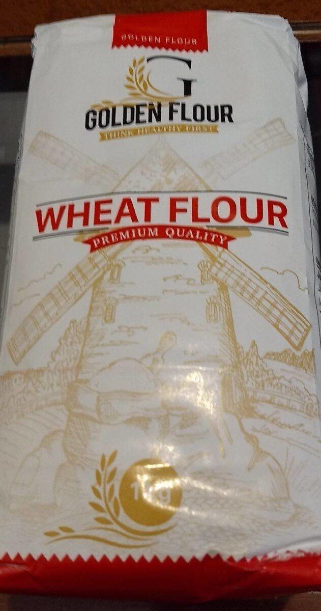 Wheat flour - نتاج - fr