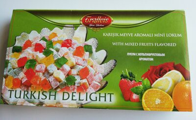 Turkish Delight - Product