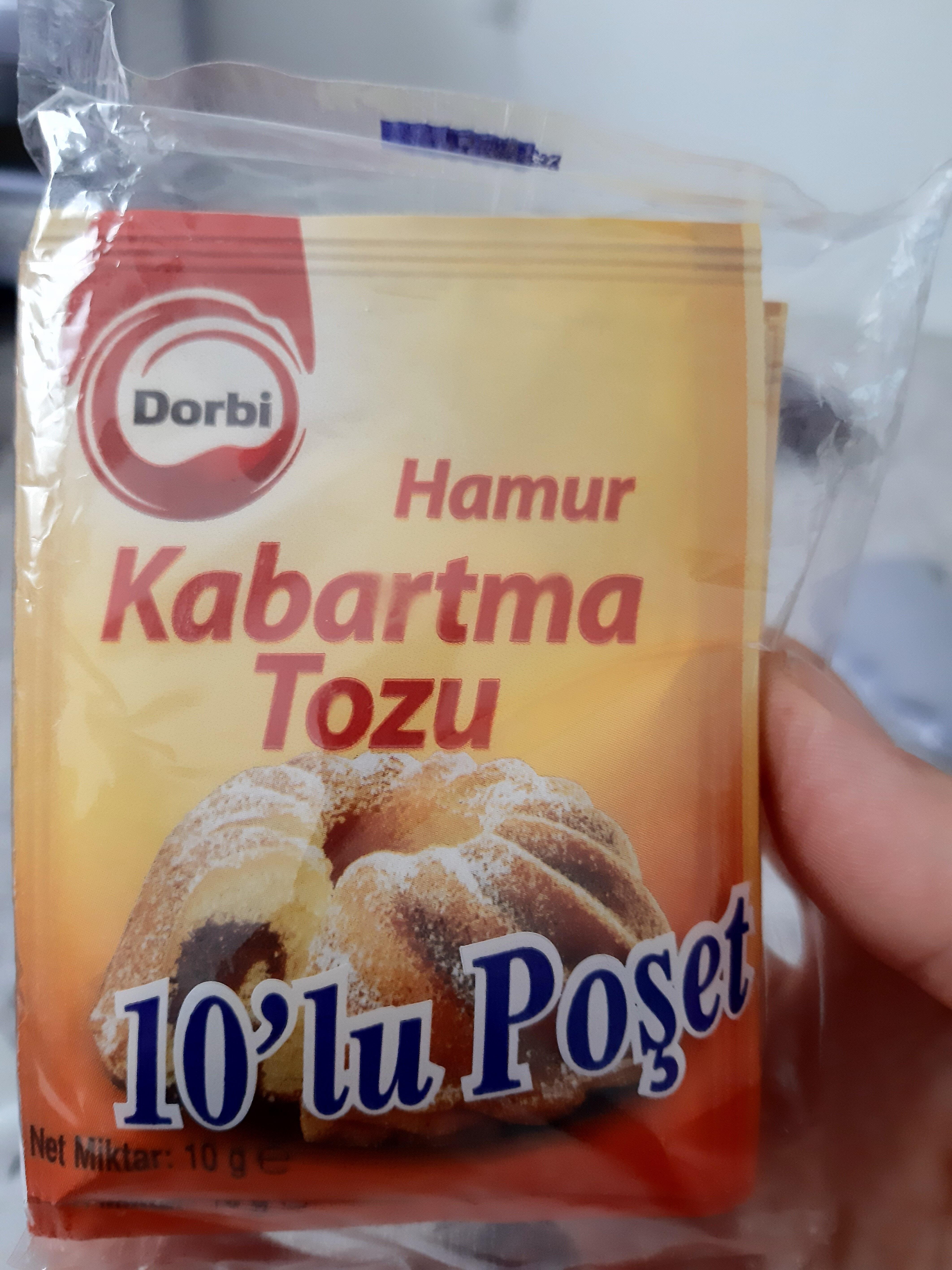 kabartma tozu - Ürün - tr