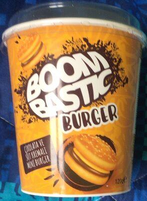 Boom bastic burger - Product - tr