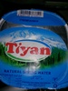 Tiyan - Natural Spring Water - Product