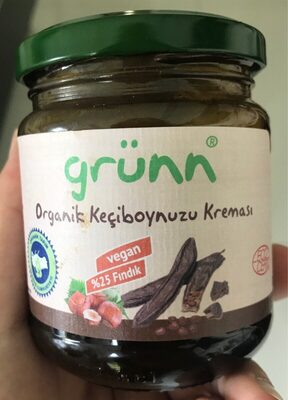 gruun organic keçiboynuzu kremasi - Ürün