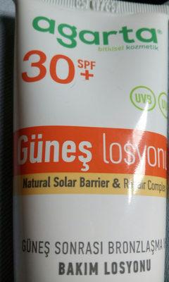 gunes losyonu - Ürün