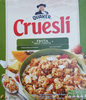Cruesli Fruta - Produit