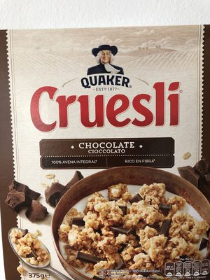 Cruesli Chocolate - Producte - en