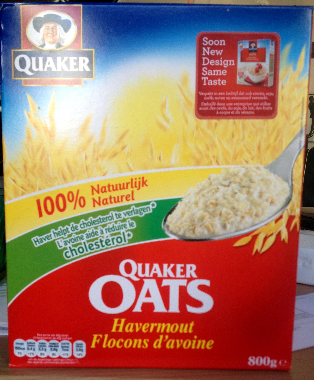 Quaker Oats - Product - en