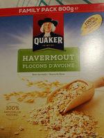 Quaker Oats - Produit - fr