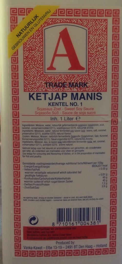 Kentel No 1 - Product