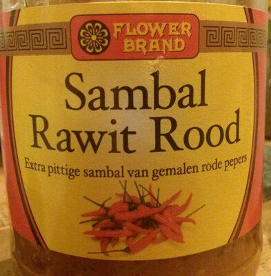 Sambal Rawit Rood - Product - en