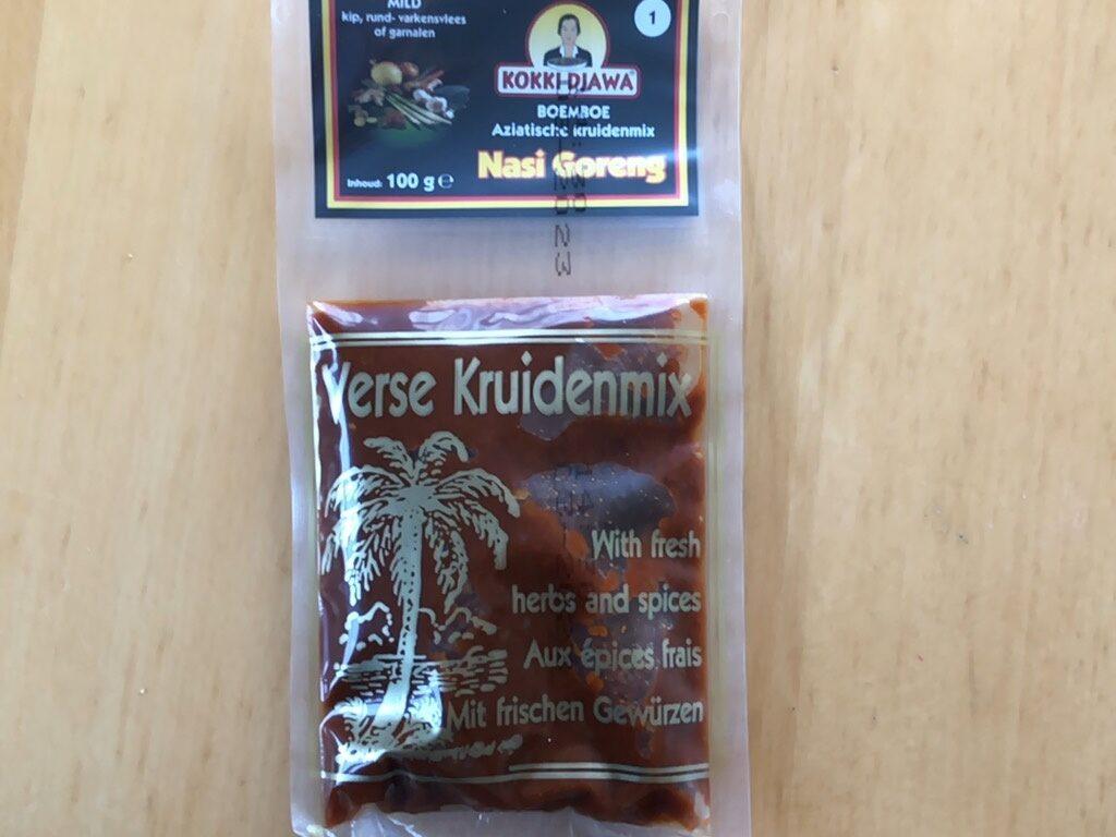 Boemboe Nasi Goreng Kokki Djawa Kopie - Product - nl