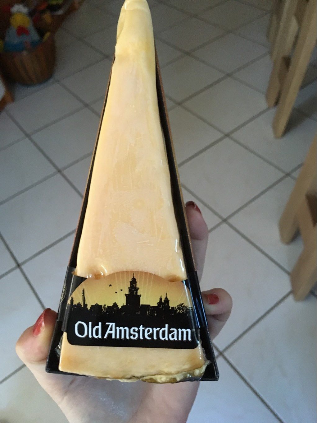 Old amsterdam - Product