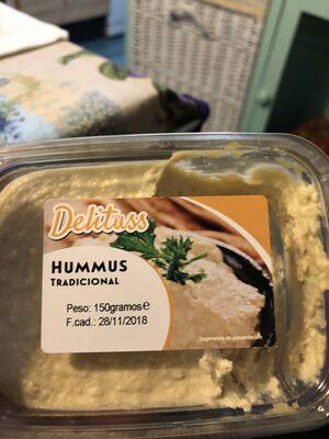 Hummus tradicional - Producte - es