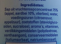 karvan cevitam - Ingrediënten - nl