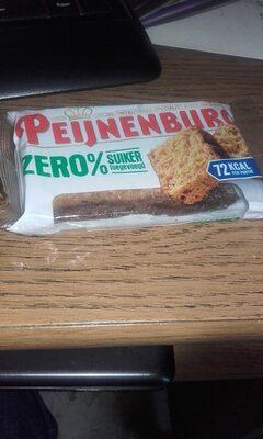 Peijnenburg Zero Suiker - Ingredients