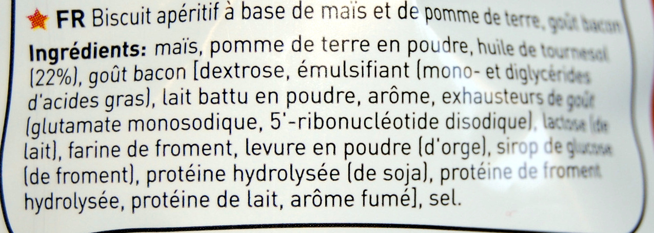 Grillfumé - Ingrediënten