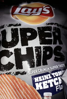 Super Chips Heinz Tomato Ketchup - Product - fr