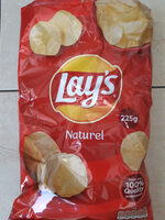 Lay's Naturel - Product - fr