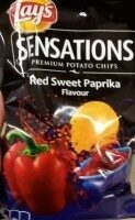 Lay's Sensations Red Sweet Paprika Flavor - Product - fr