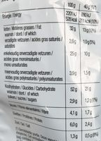 Heinz Tomato Ketchup Flavour - Informations nutritionnelles