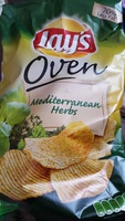 Chips Oven Mediterranean Herbs - Product