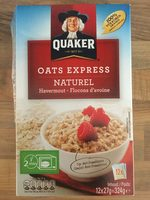 Oats Express Naturel - Product - nl