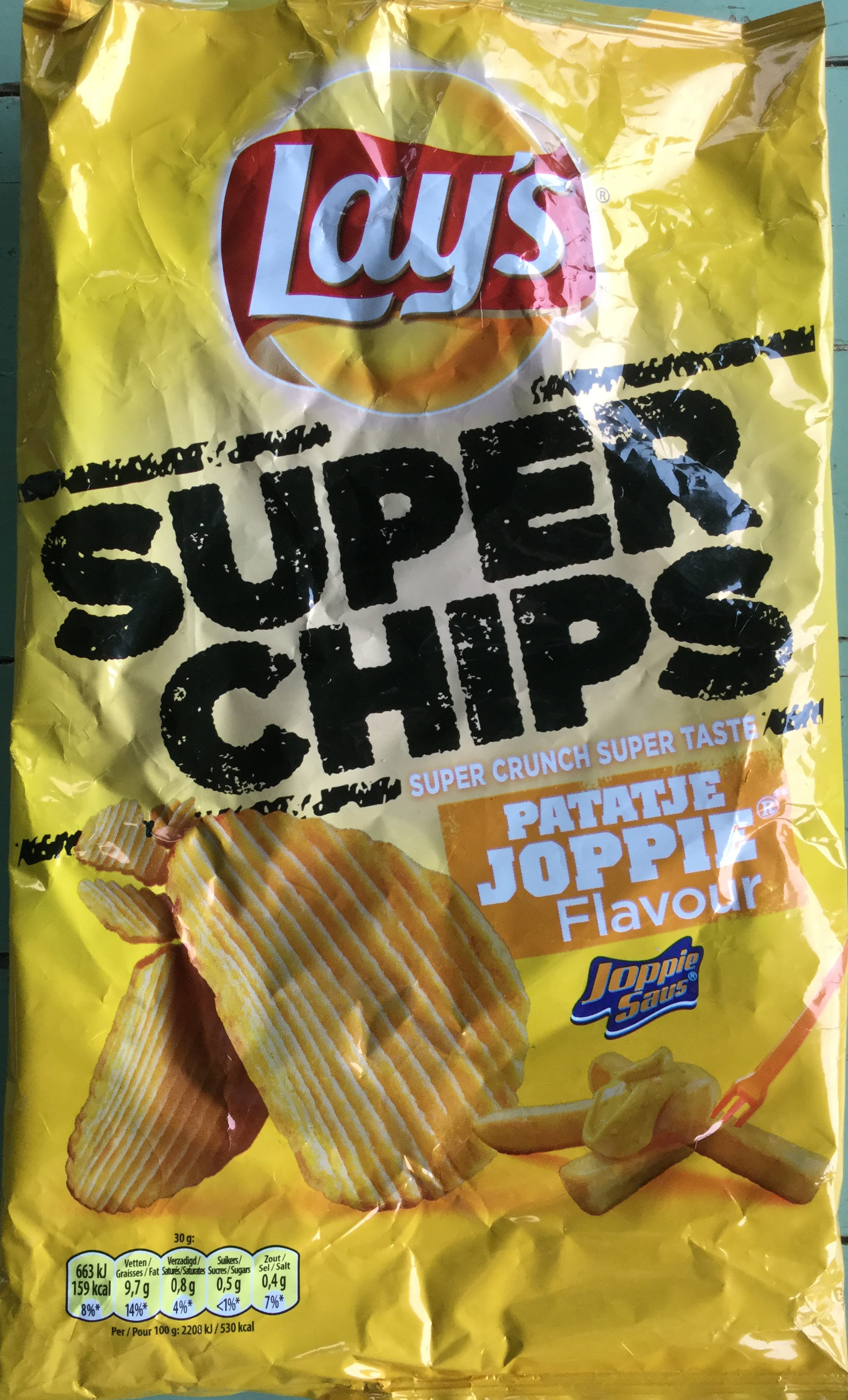 Lay's Superchips Patatje Joppie Flavour - Product