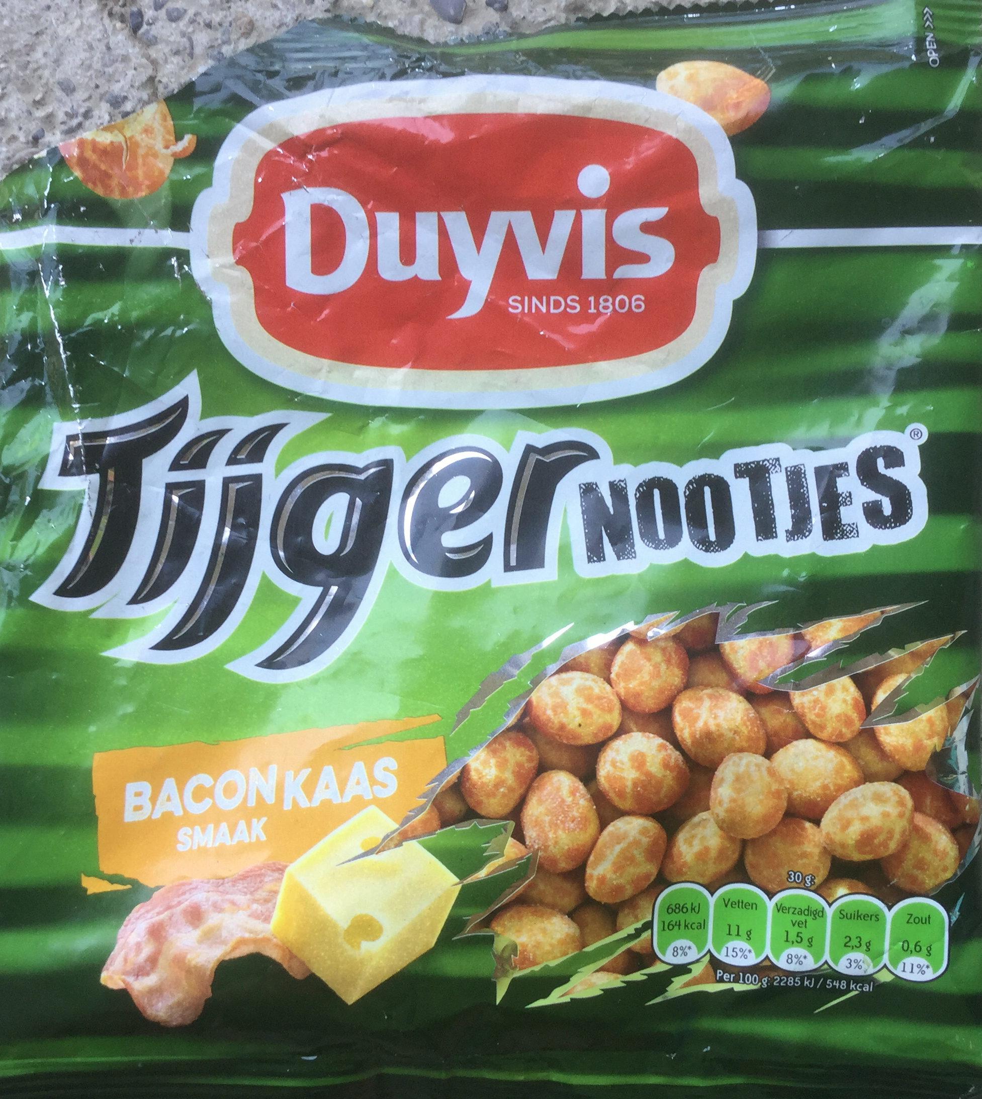 Tijgernootjes bacon kaas smaak - Product - nl