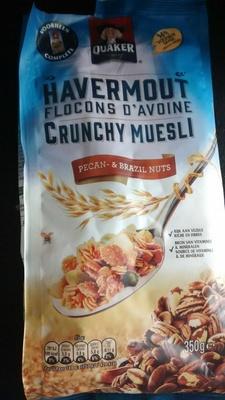 Granola Pecan & Brazil nuts - Product