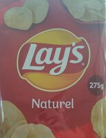 Lay's Naturel - Product - nl