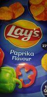 Lays paprika - Produit - fr