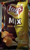 Mix Bacon & Cheese Flavour - Product