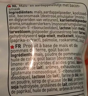 Grills fumé - Ingrediënten