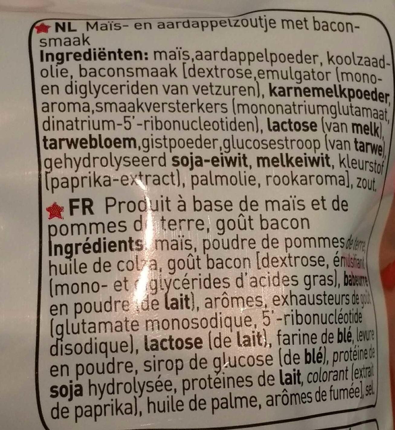 Grills fumé - Ingrediënten - fr