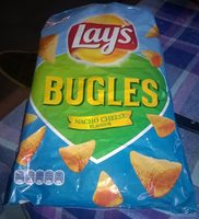 Bugles Nacho Cheese Flavour - Product