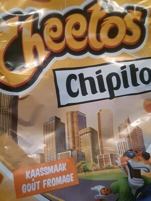 Chipito Goût Fromage Cheetos - Product - fr