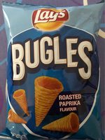 Bugles Rosted paprika flavour - Product - fr