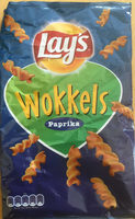Wokkels paprika - Product