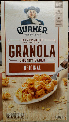 Havermout Flocons d'avoine - Granola - Product
