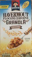 Havermout Granola - Product