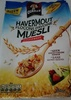 Havermout flocons d'avoine muesli multifruit - Product