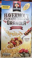 Havermout - Flocons d'avoine granola - Prodotto - fr