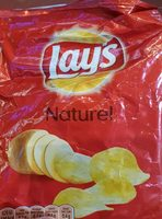 Lay's chips nature - Product - fr