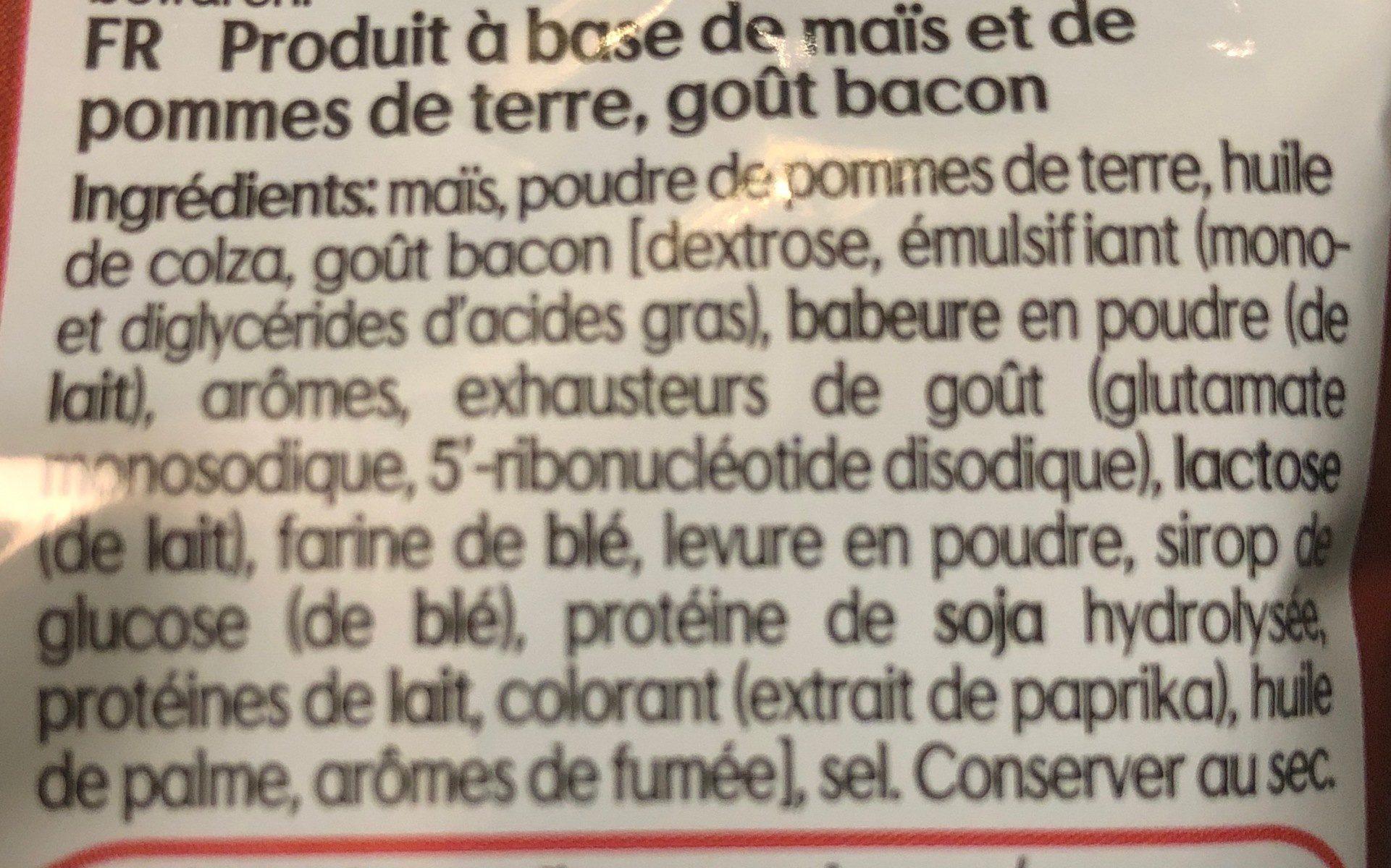 Grills - Ingrediënten - fr