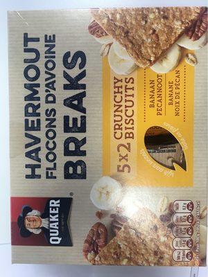 Havermout flocons d'avoine breaks - Prodotto
