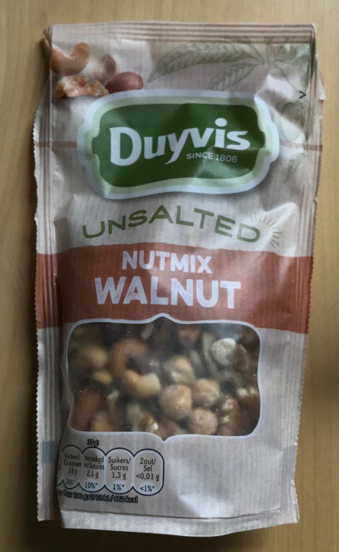 Mélange de noix non salé - Product - fr